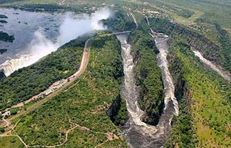 Tours and Activities in Victoria Falls.